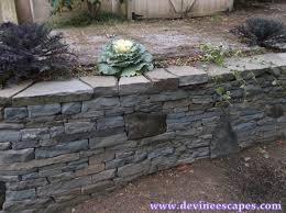 Dry Laid Patio by Dry Stone Walls Devine Escapes