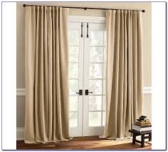 Patio Door Thermal Blackout Curtain Panel Thermal Blackout Patio Door Curtain Panel Handballtunisie Org
