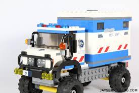 jurassic park car lego review lego 75917 u2013 raptor rampage