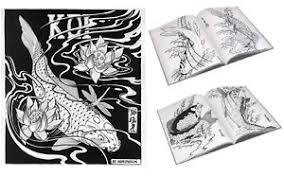 japanese koi designs by horimouja outline stencil great