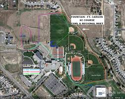 fort carson map september 18 20 course maps updated