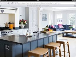 open plan kitchen diner ideas open plan living rear extension modern pitched roof kitchen