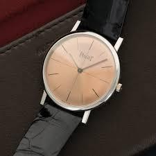 piaget altiplano piaget altiplano g0a27009 platinum gruenberg watches