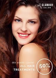 hair salon flyer templates canva