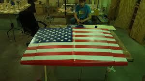 How To Paint American Flag American Flag Hood 4 Steps