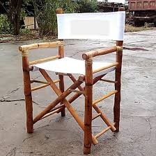 Folding Directors Chair Bamboo Rattan Folding Director Chair Id 2173842 Product Details
