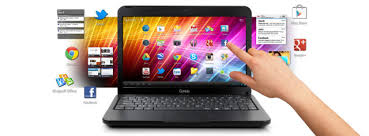 android laptop gigaom say hello to gonote an android laptop you won t likely