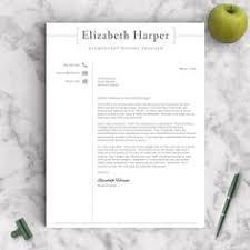in love with this adorable teacher resume template teach