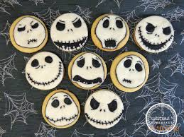 jack skellington cookies my decorated cookies pinterest jack