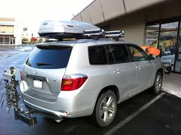 lexus is 250 roof rack yakima u0026 thule racks for car and bike trailer hitches sale