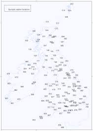 Weather Map New England by Uk Weather Diary