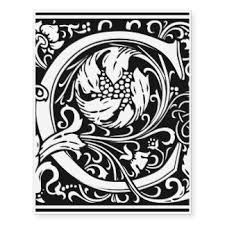 fancy letter temporary tattoos zazzle