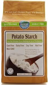 potato starch authentic foods potato starch 3 lb authentic