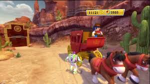 toy story 3 video game woody u0027s roundup 4
