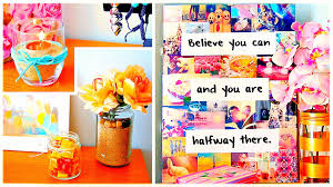 diy room decor wall art cheap u0026 cute projects and more youtube