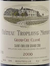 learn about chateau troplong mondot 2000 château troplong mondot bordeaux libournais st