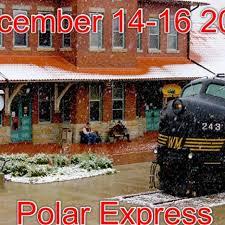 mountain rail adventures elkins wv polar express travel