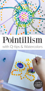 how to write an art history paper 126 best kids art art history famous artists images on pointillism art for kids with q tips and watercolors