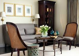 cane back chair dining room eclectic with hickory traditional