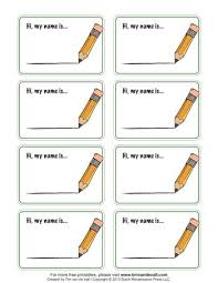 best 25 name tag templates ideas on pinterest kids name tags