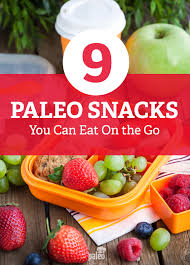 9 paleo snacks you can eat on the go paleo grubs