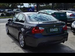 2007 bmw 335i e90 used 2007 bmw 335i e90 07 upgrade 4d sedan for sale