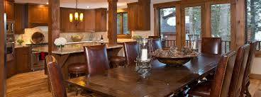 Lodge Kitchen by Jackson Hole Vacation Rentals Ski Vacation Rentals In Jackson