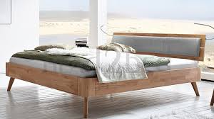 Beech Bed Frames Contemporary Designer Beds Hasena Masito Duetto Solid Beech Or