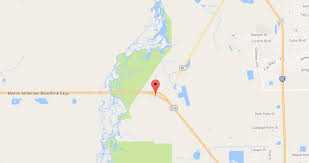 Florida Highway Map Traffic Alert Vehicle Crash On State Road 528 Results In Injuries