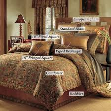 Bedroom Furniture Luxury Bedding Bedroom Tahari Home Comforter Set Luxury Comforter Sets