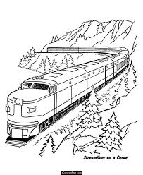 beautiful train coloring pages 14 free colouring pages
