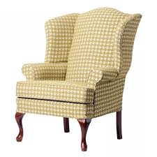 chairs wingback accent chair armless upholstered chairs tufted