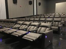 new power reclining seats at eastpoint theater take moviegoing