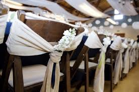 chair sash rental wedding chair sashes
