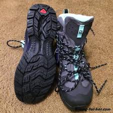 womens quest boots salomon womens hiking boots review