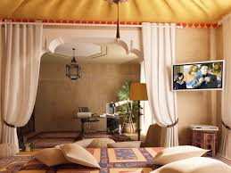 new moroccan themed bedroom home decor color trends cool in
