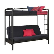 twin over full futon metal sofa bunk bed bunk sofa bed sofa beds