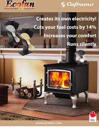 wood burning stove circulating fan ecofan heat powered circulation fan messickstove com 856 452