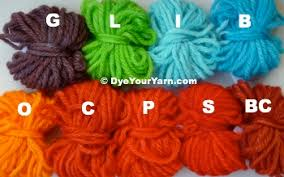 dye wool yarn with food colors it u0027s easy fun safe