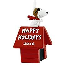 hallmark peanuts ornament home kitchen