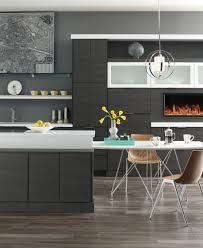 gray kitchen cabinets the hottest new kitchen design trend