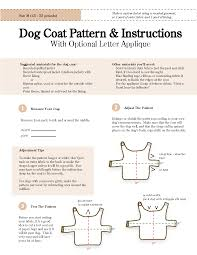 free sewing patterns for dog clothes new zealand of gold