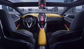lexus lf lc interior lexus lf nx concept tokyo motor show interior forcegt com