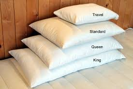 queen bed pillows natural wool bed pillows breathable handmade ecowool support pillow