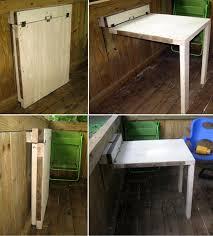 Fold Up Desk Chair Best 25 Fold Up Desk Ideas On Pinterest Fold Up Table Kids