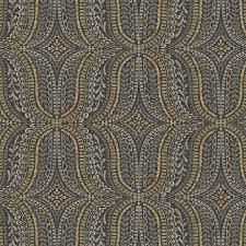 holden farah damask leaf pattern wallpaper metallic floral motif 41550