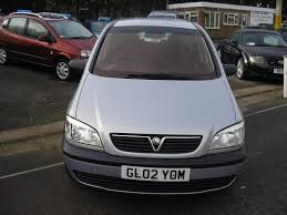 opel corsa 2002 white used 2002 vauxhall zafira club dti 16v for sale in polegate east