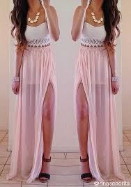 Long Flowy Maxi Skirt Polish Your Beach Look By Wearing This Flowy Maxi Skirt Over