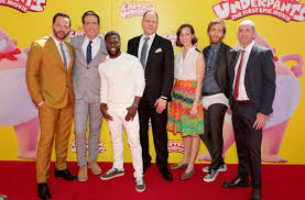 average socialite captain underpants the first epic movie