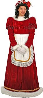mrs claus costumes mrs claus costume at boston costume